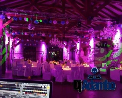 Event DJ Adambo, party dj unna